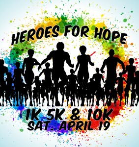 Heroes for Hope - Kids Fest 2014
