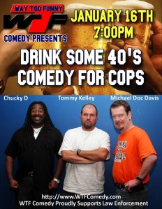 WTF Comedy, Comedy for Cops